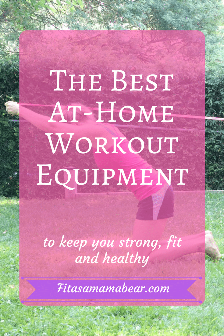 at home workout equipment, bands