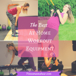 Top Four Pieces Of At Home Workout Equipment