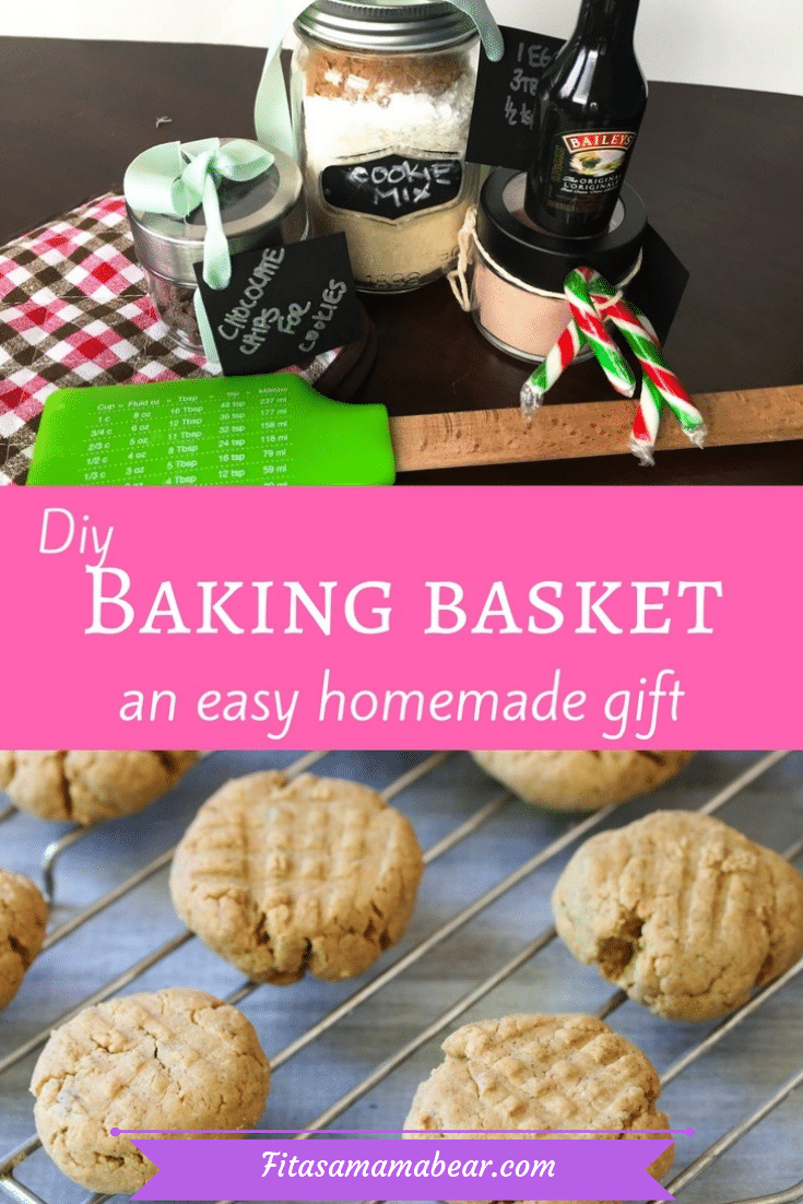 Diy baking basket