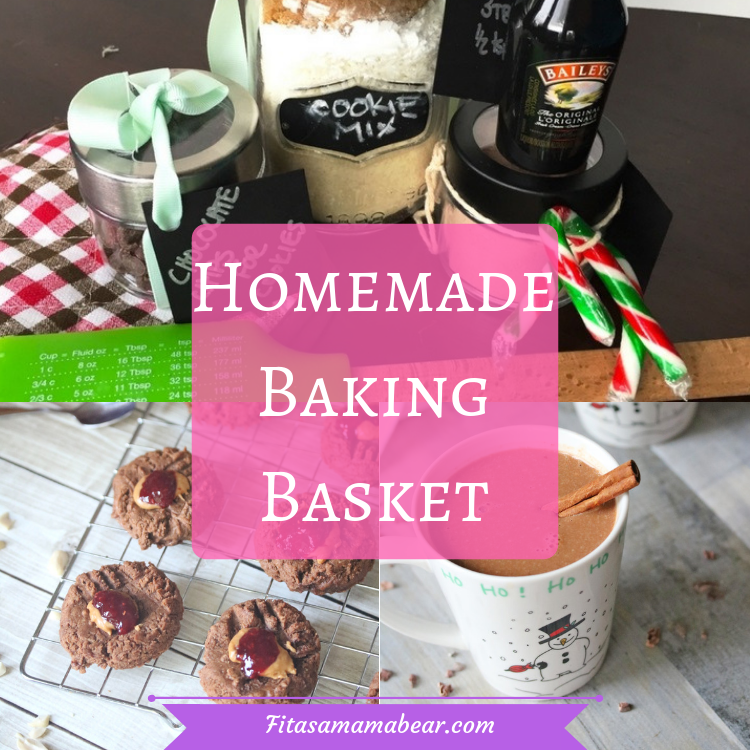 Homemade Gifts: Baking Basket