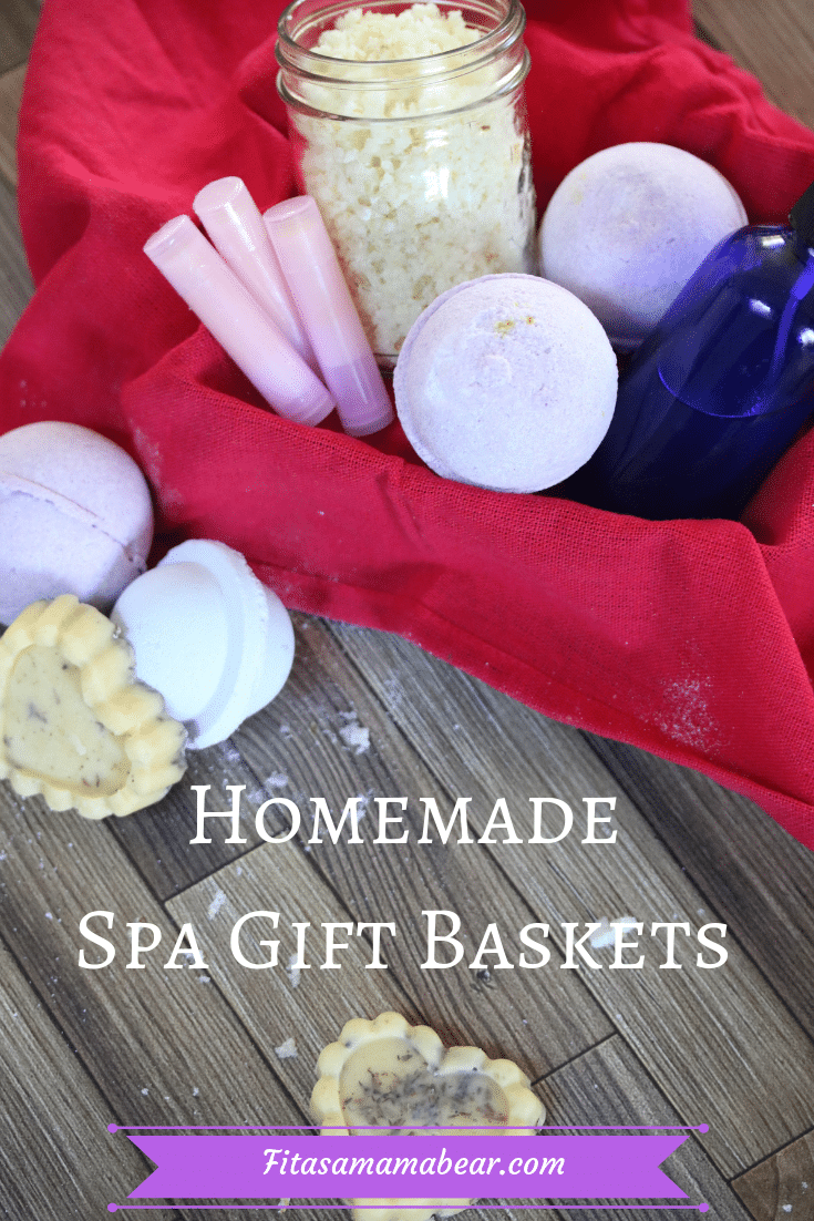 Diy spa gift basket : homemade spa gift baskets - medton.org