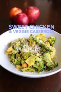 chicken and veg casserole