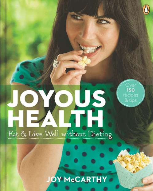 Improve your health with these amazing tips, tricks and habits from Joy of Joyous Health. healthy living was never so easy!