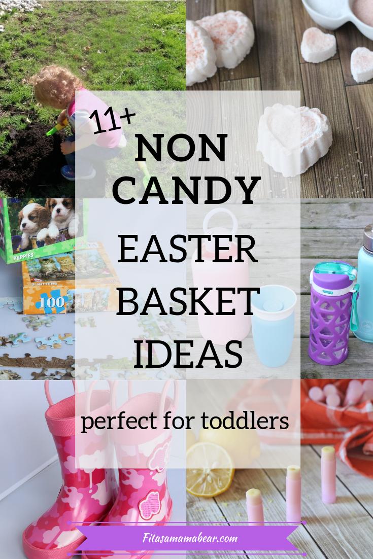 Easter basket ideas sugar free