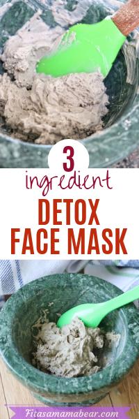 Diy lavender face mask