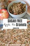Sugar free granola recipe