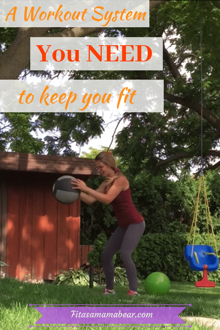 How to stay fit as a busy mom