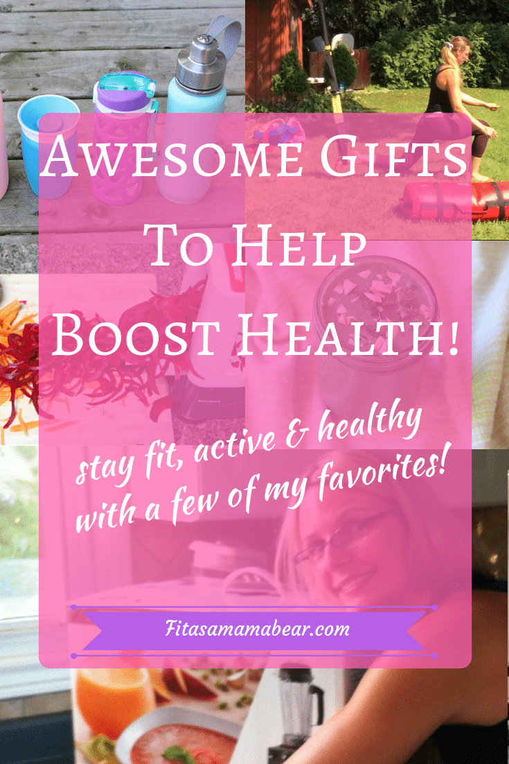 Healthy living gift ideas