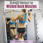 Strong Back Workout