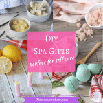 Homemade DIY Spa Gifts