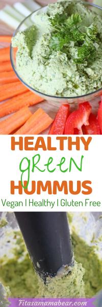 Vegan hummus recipe