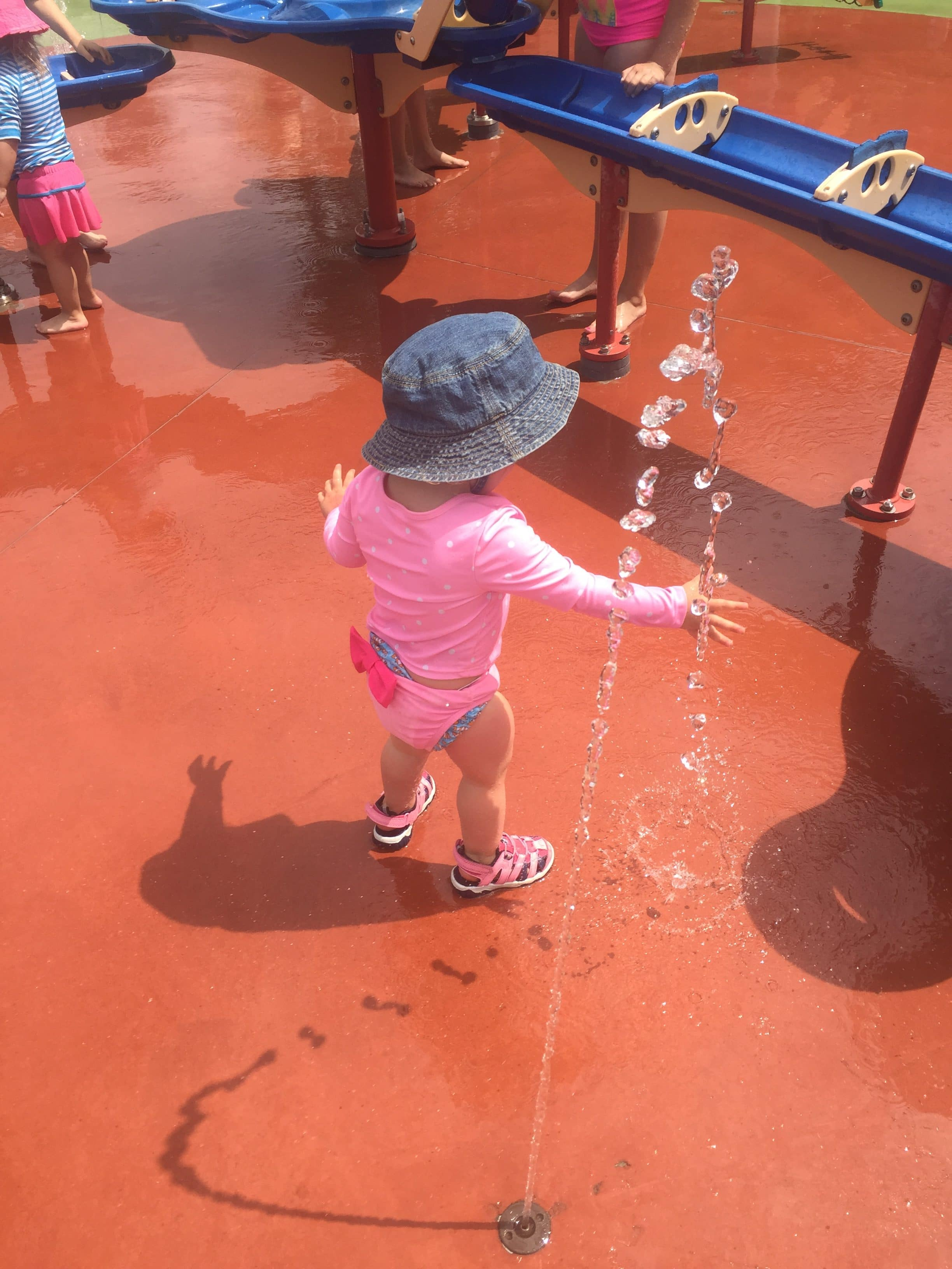 Activities for toddlers in the summer