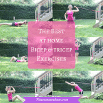 Best Bicep and Tricep Exercises You Can Do At Home
