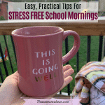 How To Have A Stress-Free Morning Routine With Kids