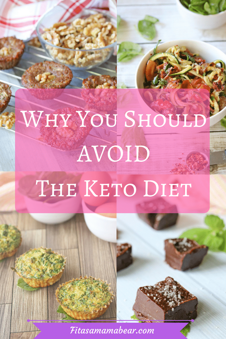 Keto diet recipes and why you should avoid them
