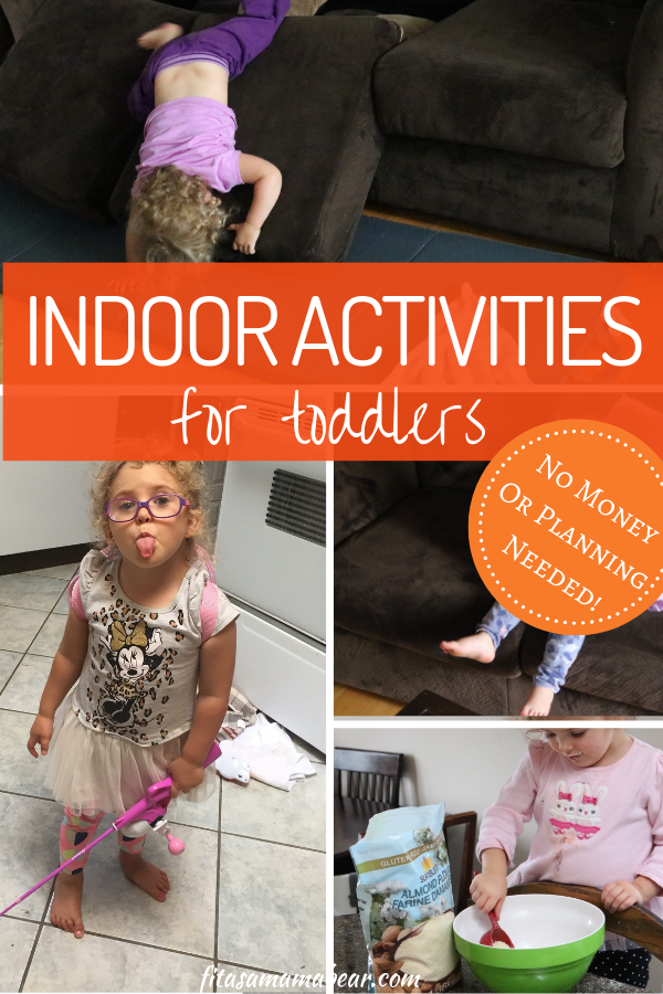 Indoor kid activities