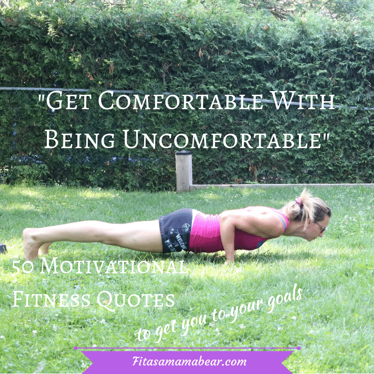50 Fitness Motivation Quotes To Smash Your Goals - Fit as a ...