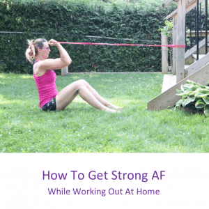 How To Get Strong AF Thank You Page