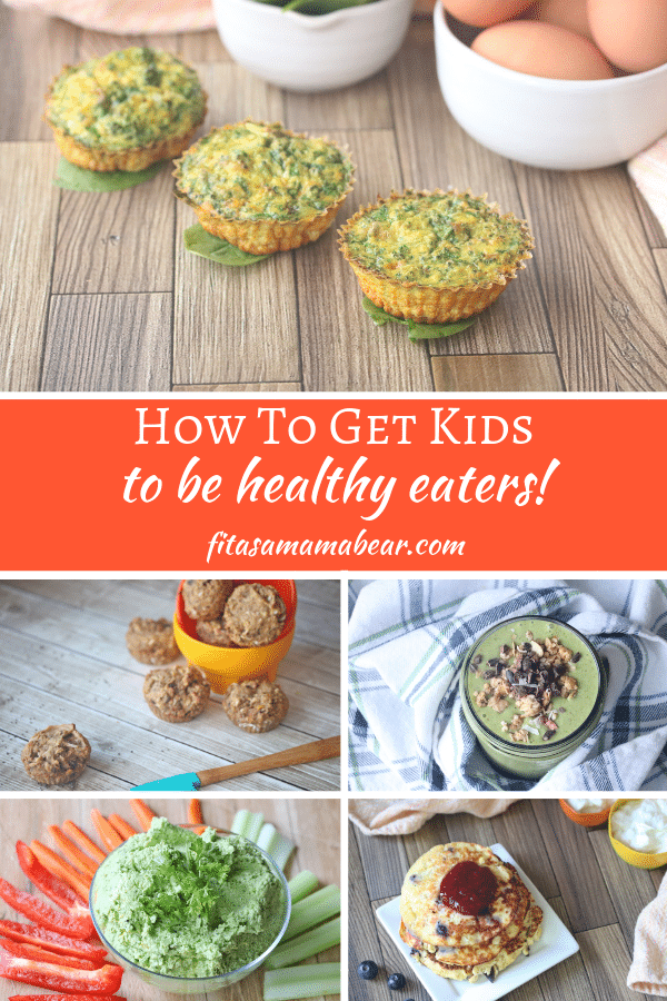 Recipe to get kids to eat healthy