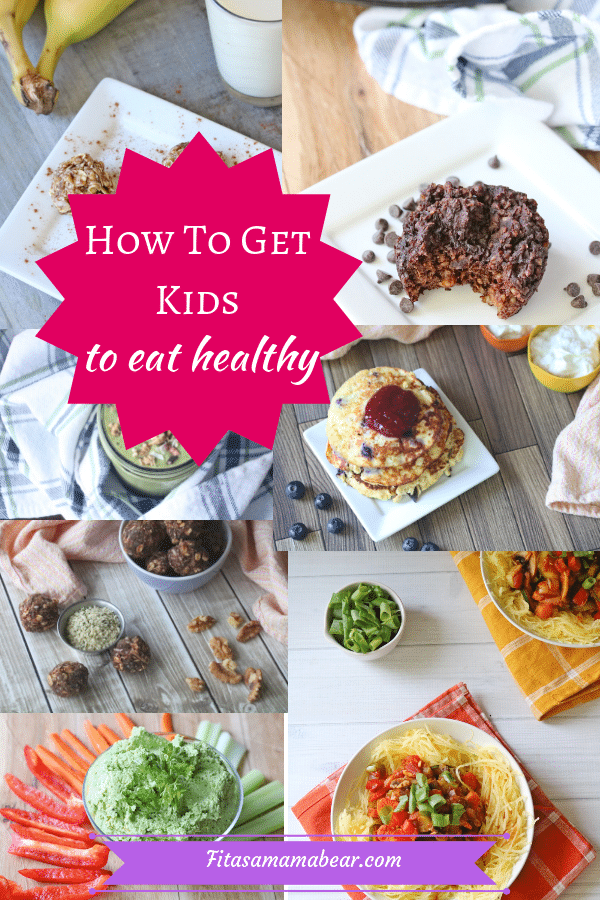 Tips to get kids to eat veggies