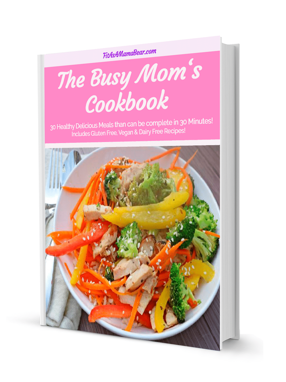 Busy Mom's Cookbook