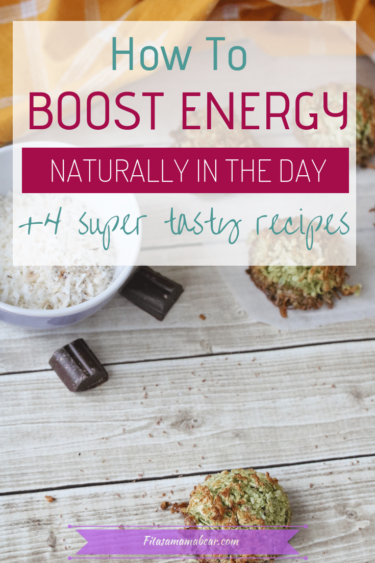 How to increase energy naturally