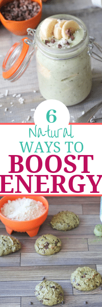 How ti increase energy