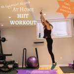 Hiit Workout With No Equipment