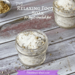 Relaxing Diy Foot Soak