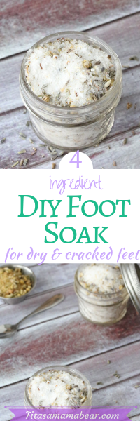 Diy foot soak recipe