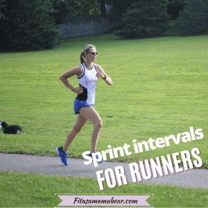 Sprint Intervals For Running