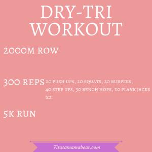 Dry Tri Workout