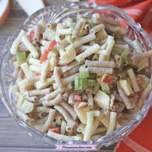 Classic Macaroni Salad Recipe (Dairy-Free & Gluten-Free)