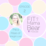 Episode 2 - The 4 Pillars Of Weight Loss