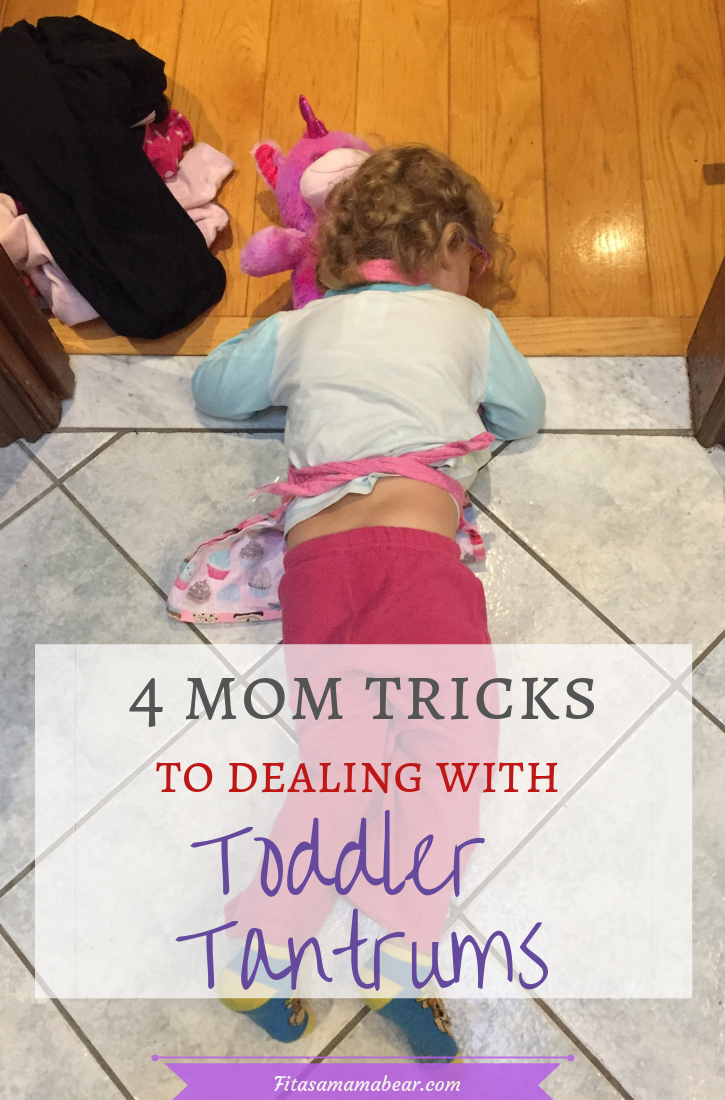 Parenting Tips- How to stop Toddler Temper Tantrums