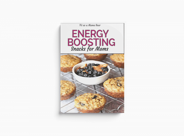 Energy Boosting Snacks For Moms Cover