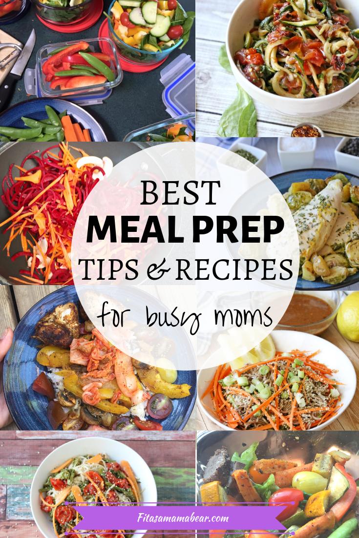 Easy meal prep recipes