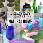 Natural Living -Household Swaps For A Natural Home