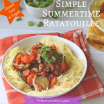Summertime Ratatouille- GF/V