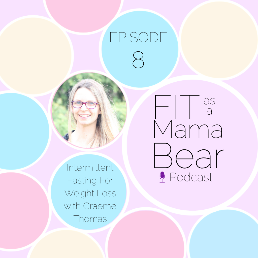 Episode 8 - Intermittent Fasting For Weight Loss - Fit as a