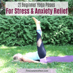 21 Stress Relieving Yoga Poses