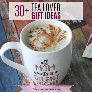 Pinterest image with text: matcha late in a white mug with boxes behind it