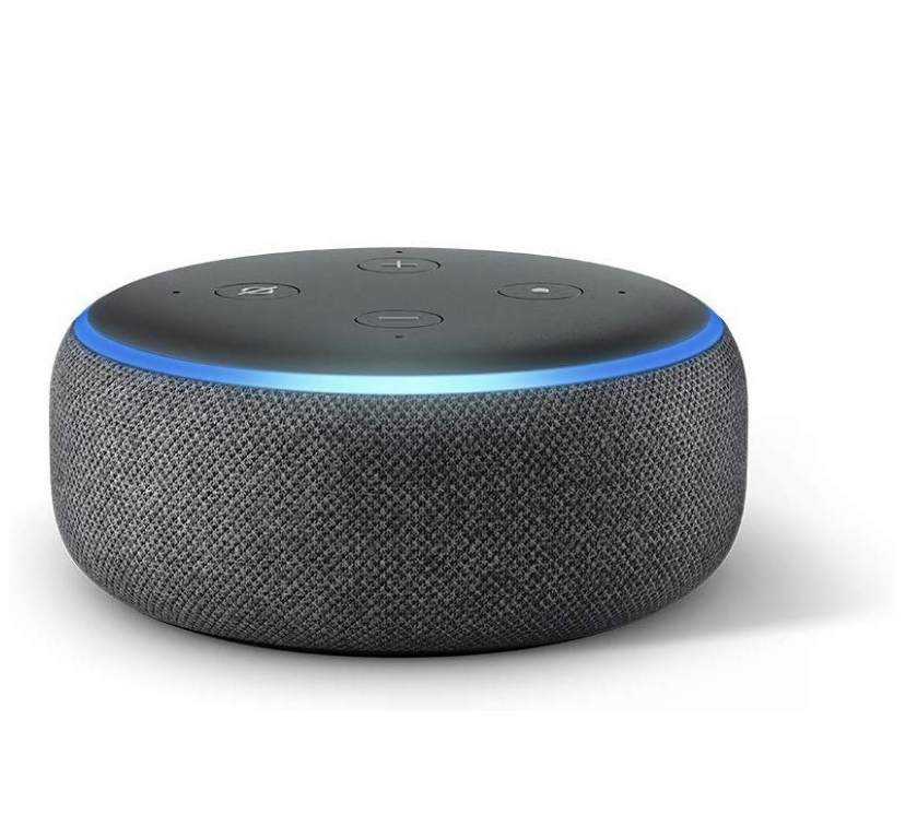 Echo Dot for giveaway