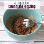 Healthy Paleo Chocolate Frosting (No Sugar Or Butter!)