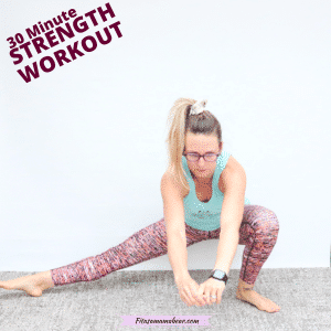 No Equipment Full Body Workout For Women (30 Minutes)