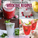 15 Healthy Mocktail Recipes