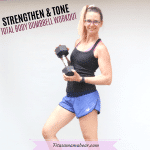 Full-Body Dumbbell Strength Workout For Women - In the Gym Or at Home