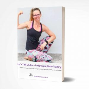 Let's Talk Glutes- Progressive Glute Training ebook