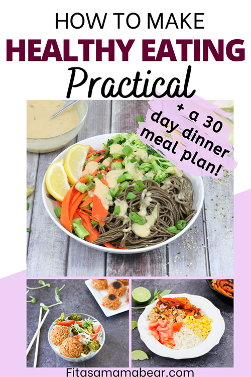 How to Make Healthy Eating Practical for Families