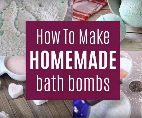 DIY Bath Bomb Workshop